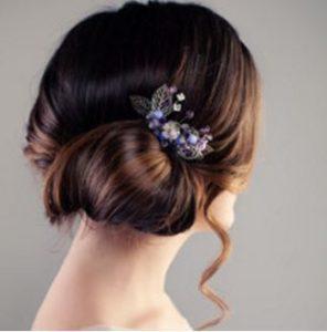 結婚式お呼ばれ時の個性的な髪型まとめ |ヘアアレンジで個性をだすには